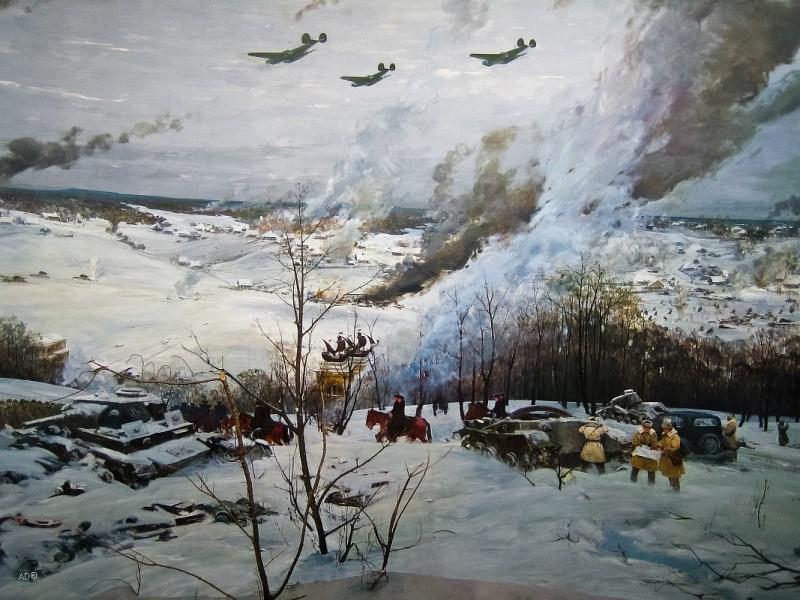 Гитлер предполагал взять Москву до наступления холодов